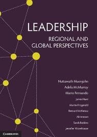 Leadership by Nuttawuth Muenjohn