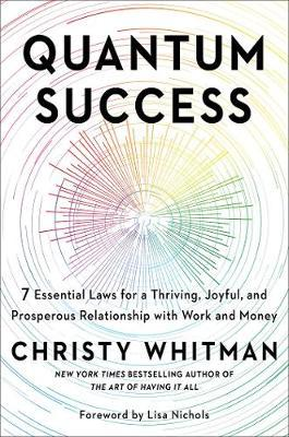 Quantum Success by Christy Whitman image