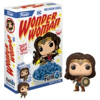 FunkO's: Breakfast Cereal - Wonder Woman