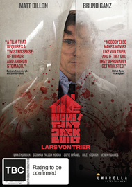The House That Jack Built on DVD image