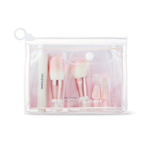 Innisfree - My Changeable Brush #Perfect Makeup Kit (6pcs)