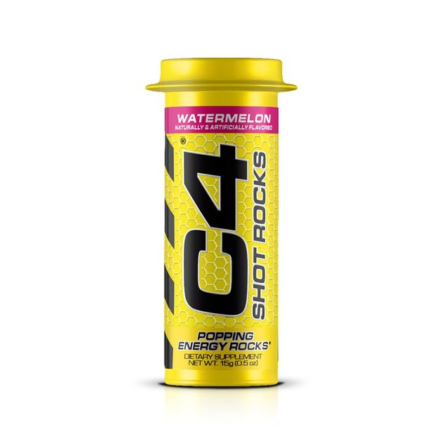 Cellucor: C4 Shot Rocks - Watermelon (15g)