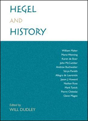 Hegel and History image