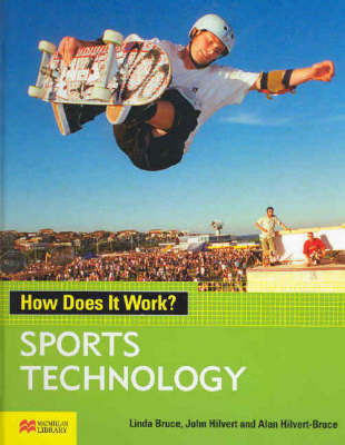 How Does it Work? Sports Technology Macmillan Library by Linda Bruce image