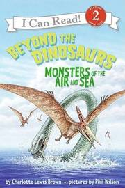 Beyond the Dinosaurs by Charlotte Lewis Brown image