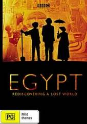 Egypt - Rediscovering A Lost World (2 Disc Set) on DVD