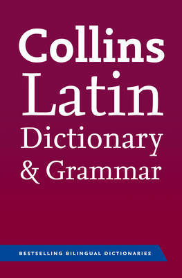 Collins Latin Dictionary and Grammar by Collins Dictionaries image