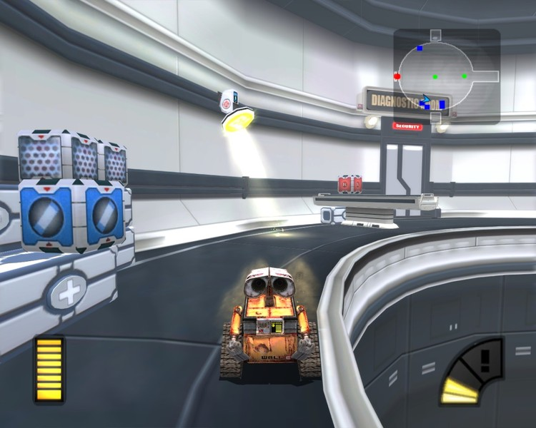 WALL-E for PS2 image