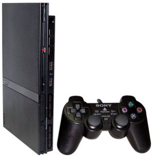 PS2 Console (Slim-line) Internal Power Supply for PS2