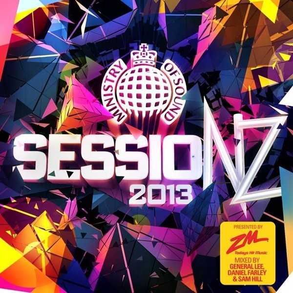 Ministry of Sound: SessioNZ 2013 (2CD) by Various Artists