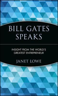 Bill Gates Speaks by Bill Gates image