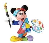 Romero Britto: Painter Mickey Figurine