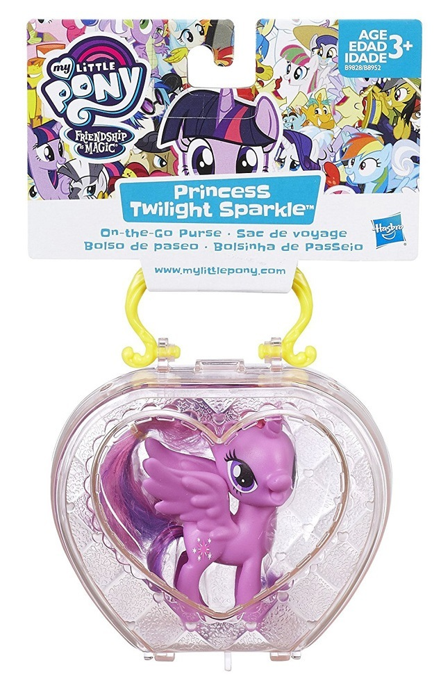 My Little Pony: On The Go Purse - Twilight Sparkle image