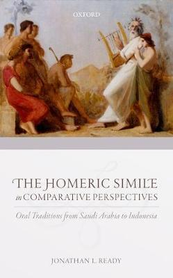 an analysis of the similes in the iliad an epic poem by homer