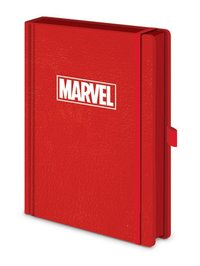 Marvel Comics: A5 Premium Notebook - (Logo)