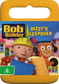Bob The Builder - Dizzy's Sleepover on DVD image