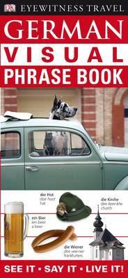 German Visual Phrase Book image