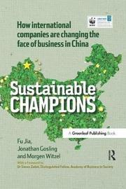 CHINA EDITION - Sustainable Champions by Jonathan Gosling image