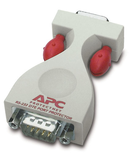APC ProtectNet stand alone Surge Protector for Serial RS232 lines image