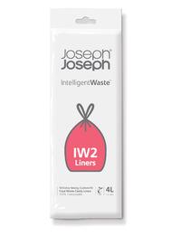 Joseph Joseph Compostable Bags (50 Pack)