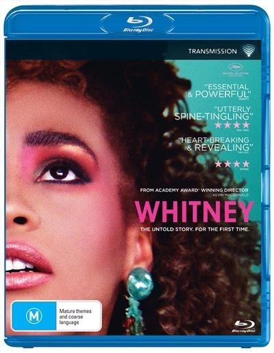 Whitney (2018) on Blu-ray