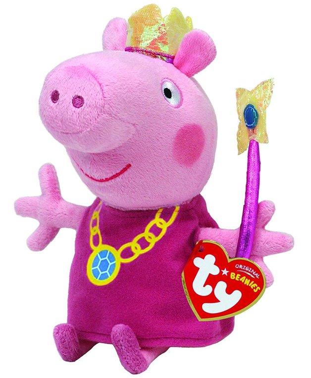 Peppa Pig Ballerina Plush Toy At Mighty Ape Nz
