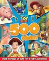 Toy Story 500 Stickers
