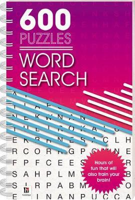 600 Puzzles - Word Search