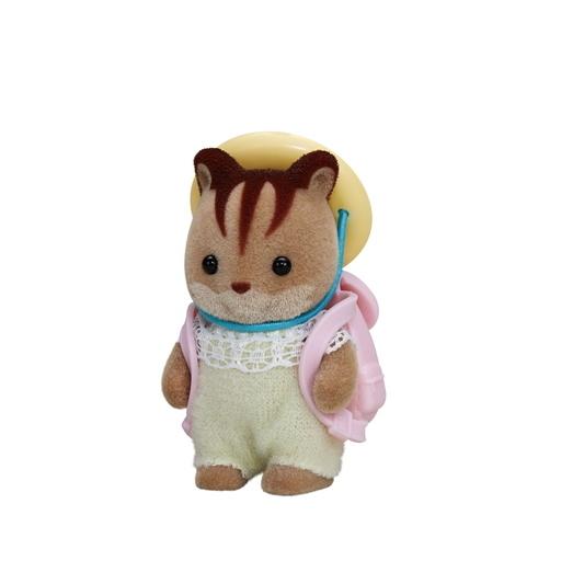 Sylvanian Families - Walnut Squirrel Baby