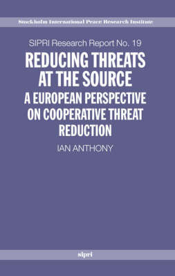 Reducing Threats at the Source by Ian Anthony