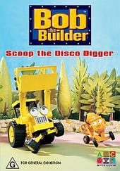 Bob The Builder - Scoop The Disco Digger on DVD