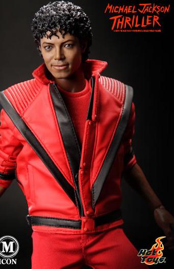 "Michael Jackson 1/6 Scale 12"" Action Figure (M Icon series)"