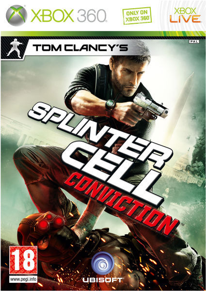 Tom Clancy's Splinter Cell: Conviction (Classics) for Xbox 360