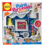 Alex: Paint Porcelain Party