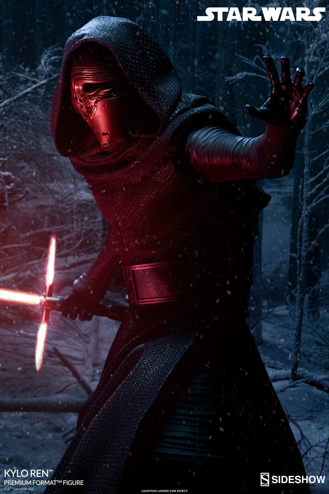 Star Wars: Kylo Ren - Premium Format Statue image