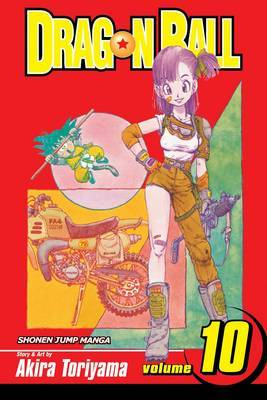 Dragon Ball, Vol. 10 by Akira