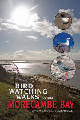 Birdwatching Walks Around Morecambe Bay by John Wilson