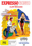 Cliff Richard's Expresso Bongo on DVD