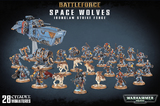 Warhammer 40,000: Space Wolves Ironclaw Strike Force