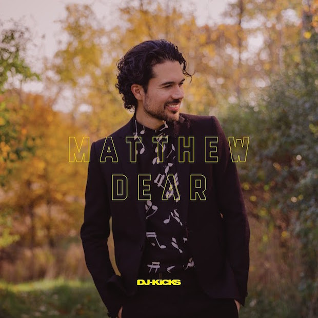 Matthew Dear DJ-Kicks by Matthew Dear image