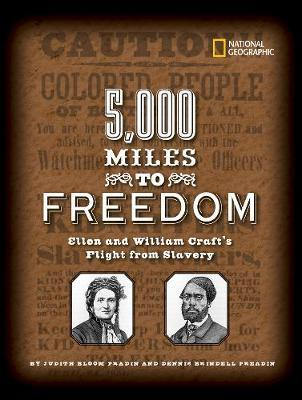 5000 Miles to Freedom by Dennis Brindell Fradin image