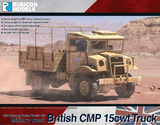 Rubicon 1/56 British CMP 15cwt Truck