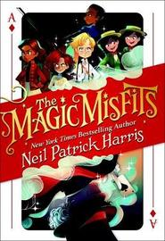 The Magic Misfits by Neil Patrick Harris image