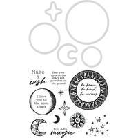 Kaisercraft: Decorative Die & Stamp - Be Brave