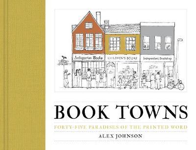 Book Towns by Alex Johnson image