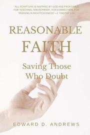 Reasonable Faith by Edward D Andrews image