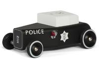 Candylab: Sheriff - Vintage Wooden Car