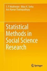 Statistical Methods in Social Science Research by S. P. Mukherjee image