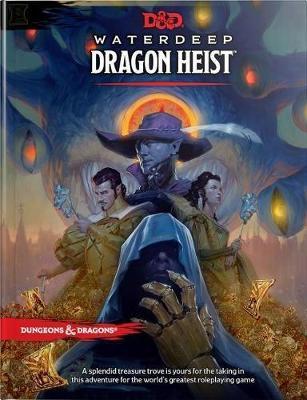 Dungeons & Dragons Waterdeep: Dragon Heist by Wizards RPG Team image