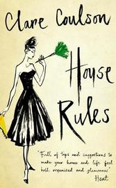 House Rules by Clare Coulson image